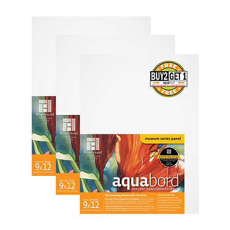 Aquabord Buy Two, Get One Pre-Packs