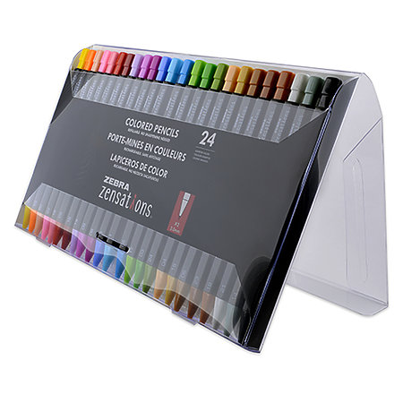 Zensations Colored Mechanical Pencils