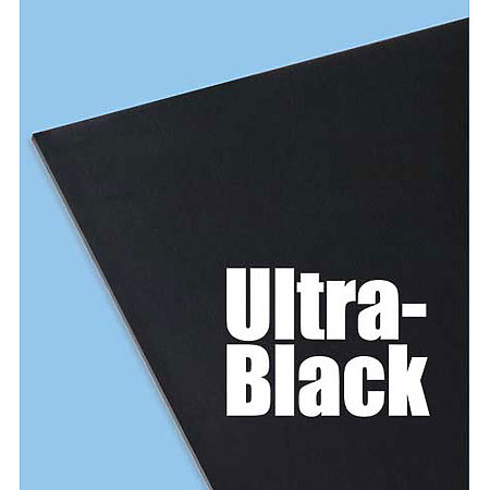 Ultra-Black Mounting Board