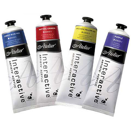 Atelier Interactive Artists  Acrylic Colors