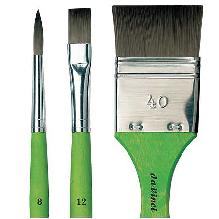 FIT! Eco Student School and Hobby Brushes