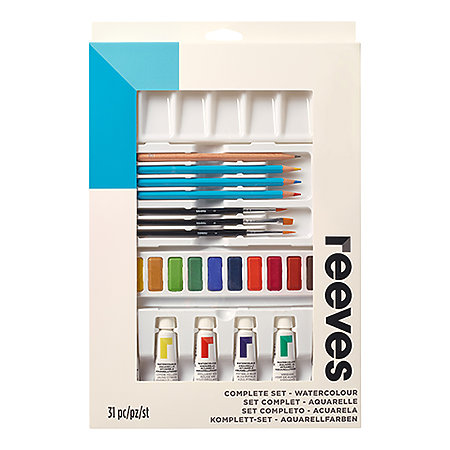 Complete Watercolor Set