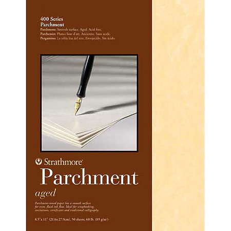 Parchment Paper Sheets - 400 Series