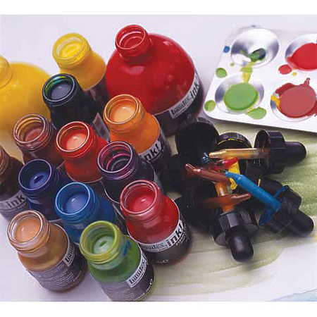 Professional Acrylic Ink