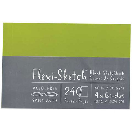 Flexi-Sketch Sketch Books