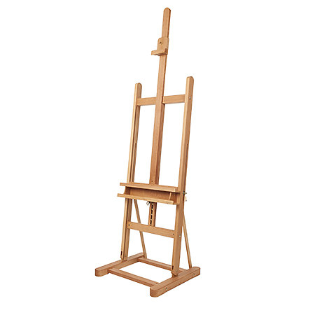 Studio Easel with Tray