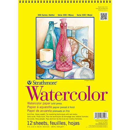 Watercolor Paper Pads   300 Series