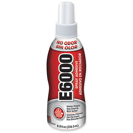 E-6000 Spray Adhesive