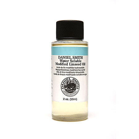Water-Soluble Modified Linseed Oil