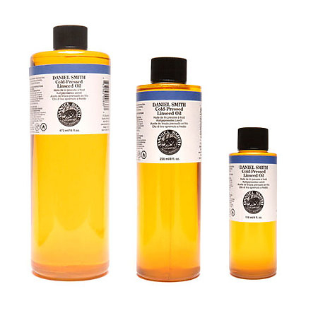 Cold-Pressed Linseed Oil