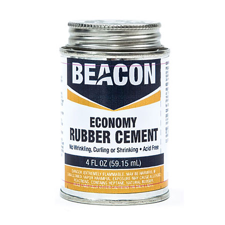 Economy Rubber Cement