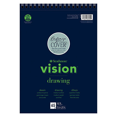 Vision Drawing Paper Pads
