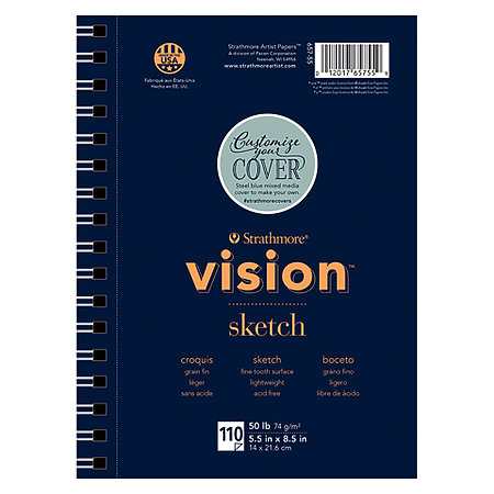 Vision Sketch Paper Pads