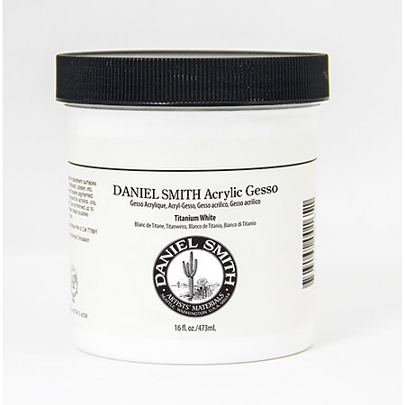 Acrylic White Gesso