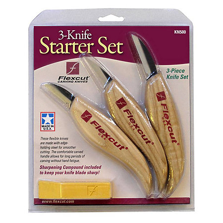 3-Knife Starter Set