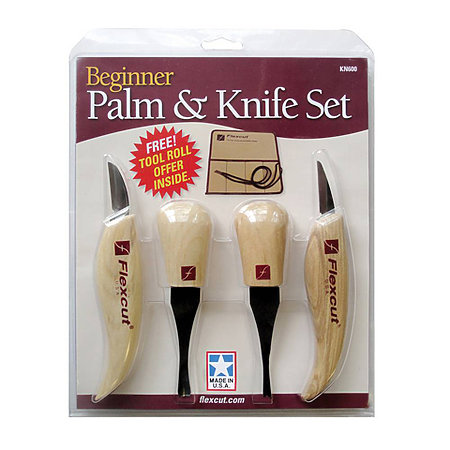 Beginner Palm & Knife Set