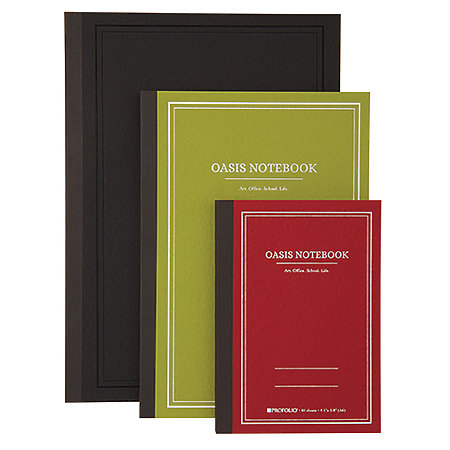 ProFolio Oasis Notebooks