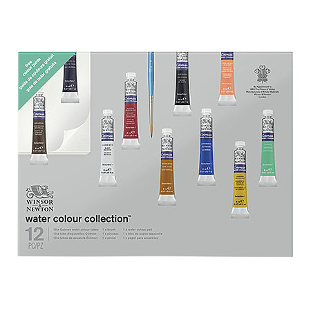 Cotman Watercolor Collection Set