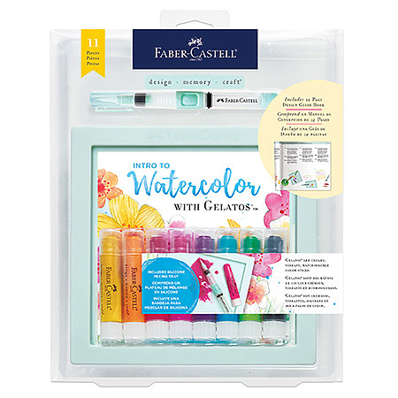 Gelatos Intro to Watercolors Set