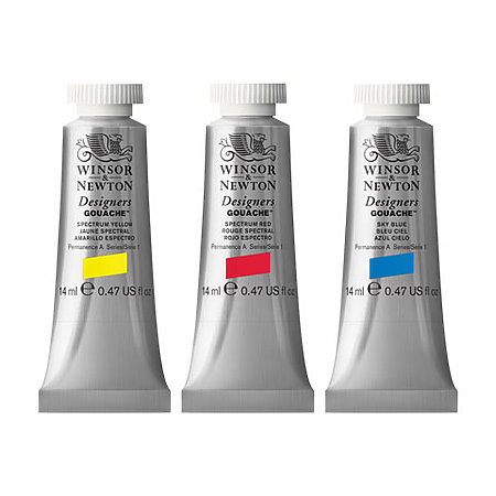 Designers Gouache Colors