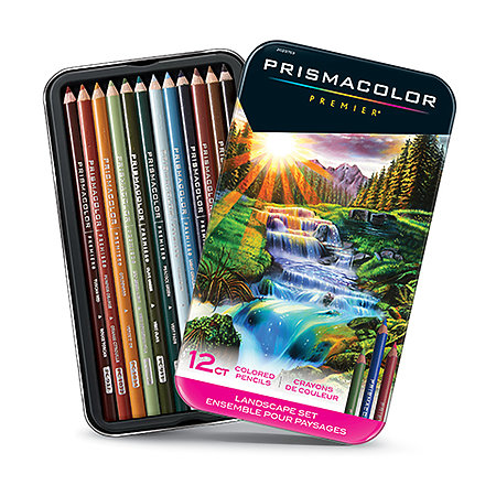 Prismacolor Premier Thick Core Colored Pencil Sets