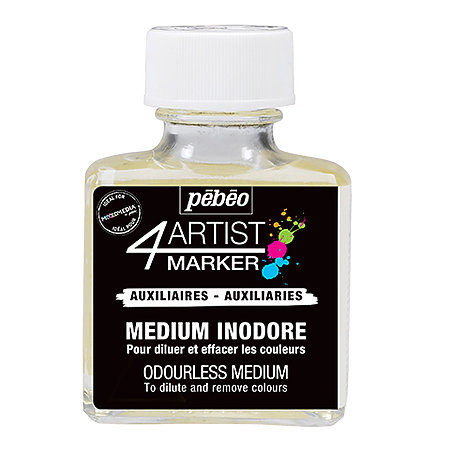 4Artist Marker Odorless Medium