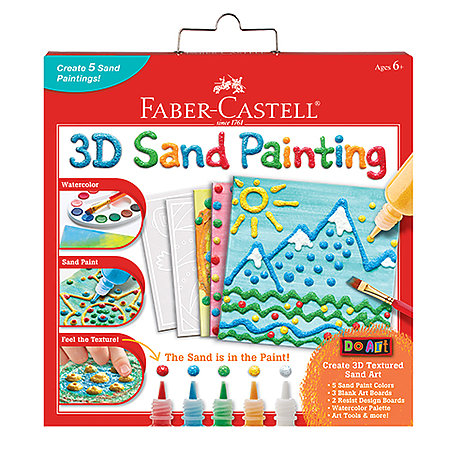 Do Art   3D Sand Painting Kit