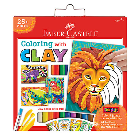 Do Art   Coloring with Clay Kit