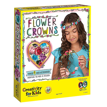 Flower Crowns Kit