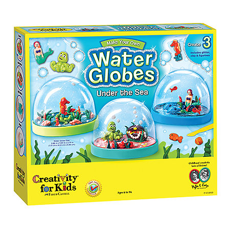 Make Your Own Water Globes - Under the Sea Kit