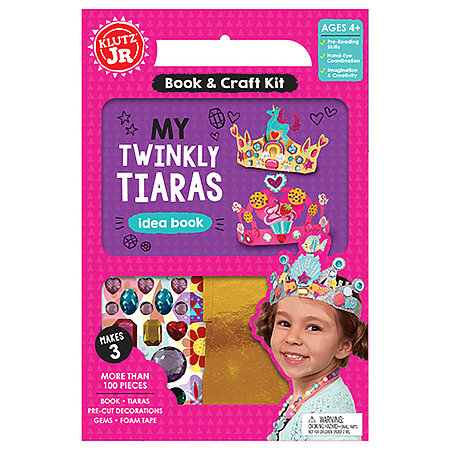 My Twinkly Tiaras Kit
