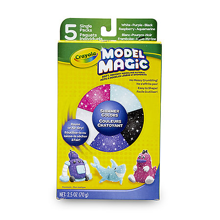 Model Magic Shimmer Variety Pack