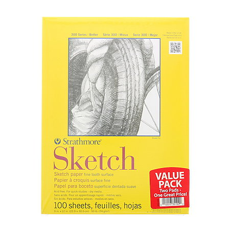 300 Series Sketch Pad Bundle