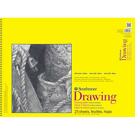 Drawing Paper Pads   300 Series