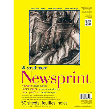 Newsprint Paper Pads   300 Series