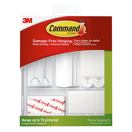 Command Damage-Free Picture Hanging Kit