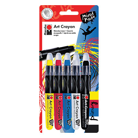 Art Crayon Sets