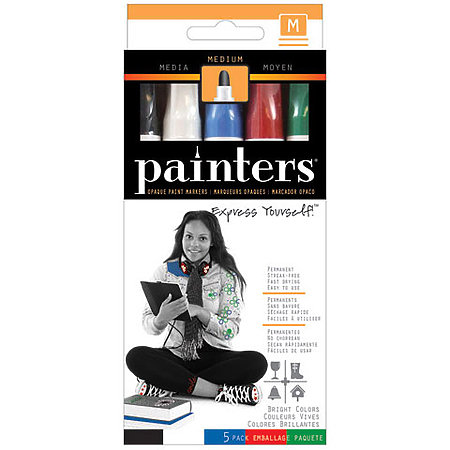 Painters Opaque Paint Markers