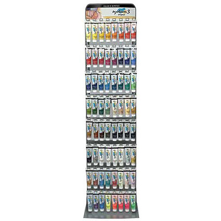 System 3 150ml Original Assortment & Display Vertical