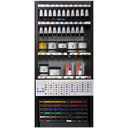 Extra-Fine Watercolor 231-Color Display to Center Conversion Assortment Display