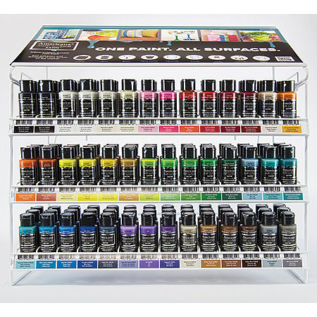 Americana Multi-Surface Acrylics Full Assortment Display