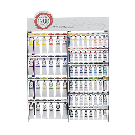 1980 Oil Colors 37ml & 150ml Assortment