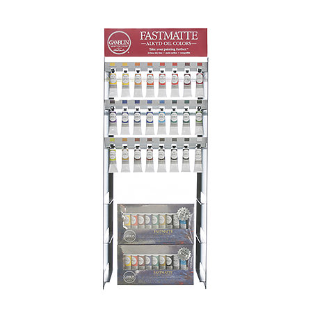 FastMatte 37ml Full Assortment Display