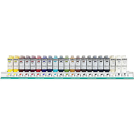 Fluid 8 oz. Assortment Display   21 Facings
