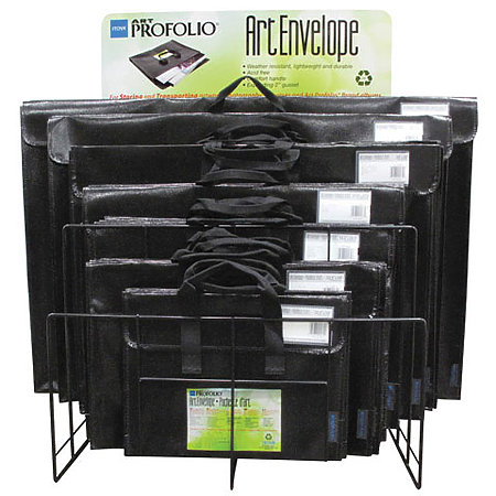 Art Profolio ArtEnvelope PRO Assortment Display