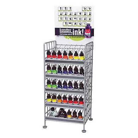Liquitex Professional Acrylic INK! Counter Assortment & Display