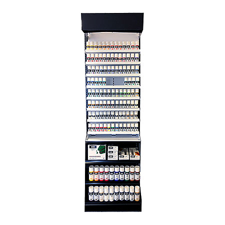 Acrylic Soft Body 2-Foot Assortment & Display