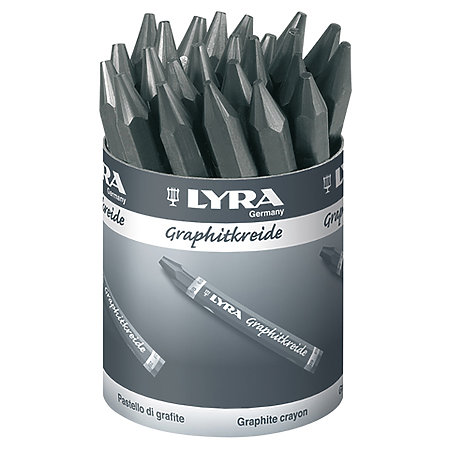 Graphite Crayon Display Cup