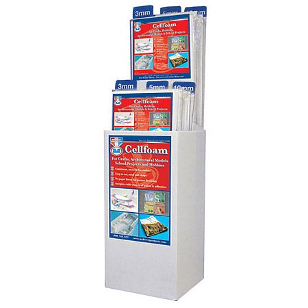 Cellfoam Combo Assortment & Display