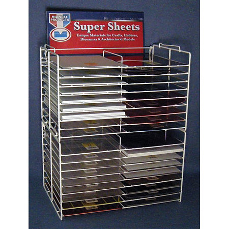 Super Sheets Assortment & Display